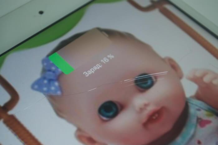 iPad mini не заряжается