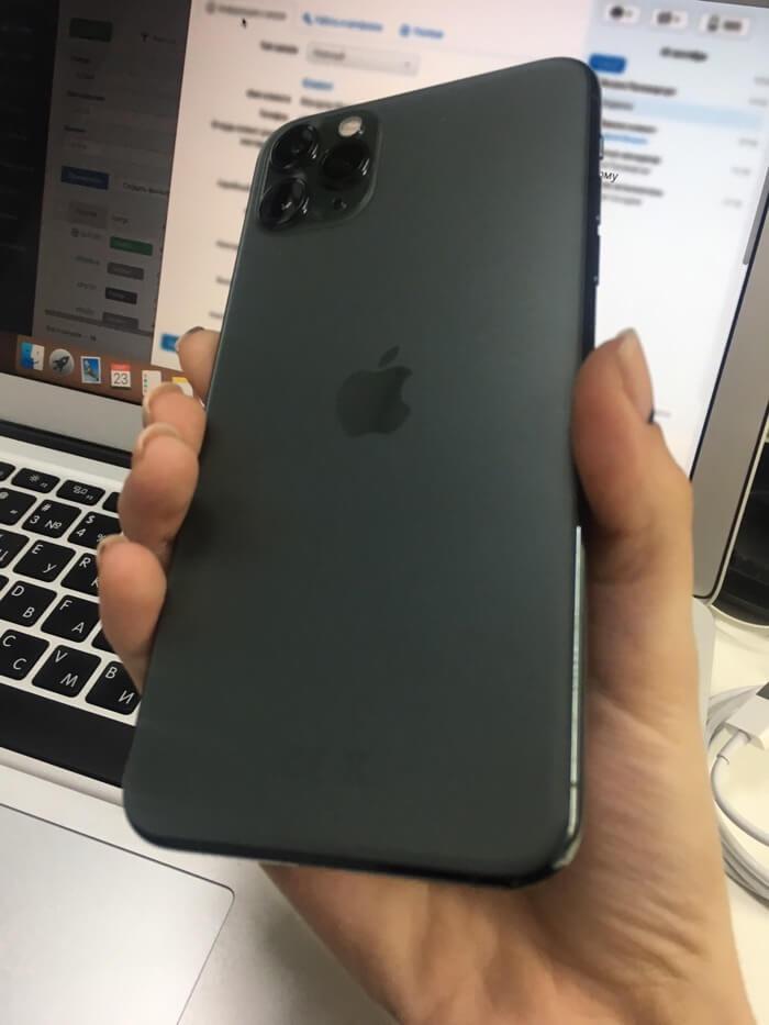 iPhone 11 больше не тормозит