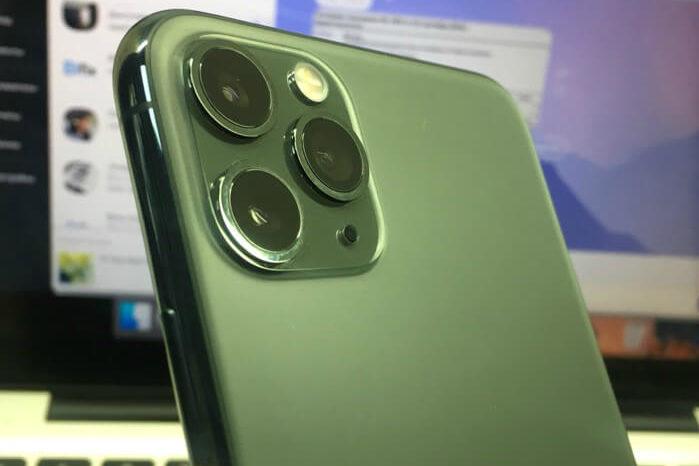 iPhone 11 замена батареи