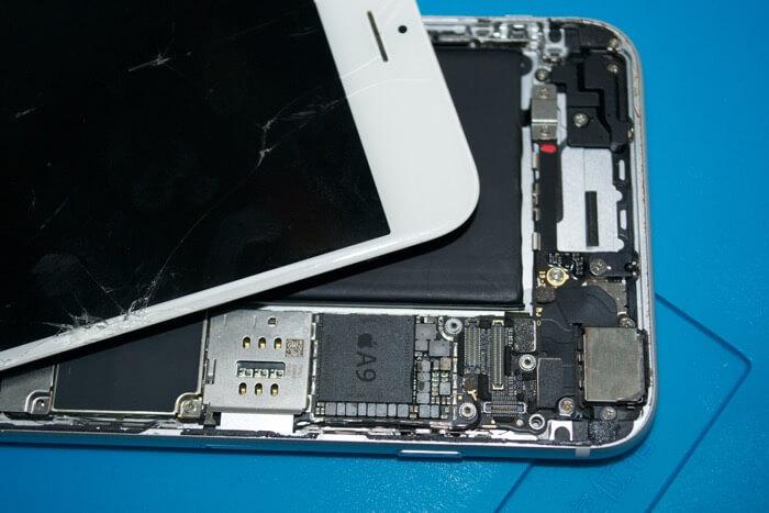 iPhone 6s Plus замена дисплея