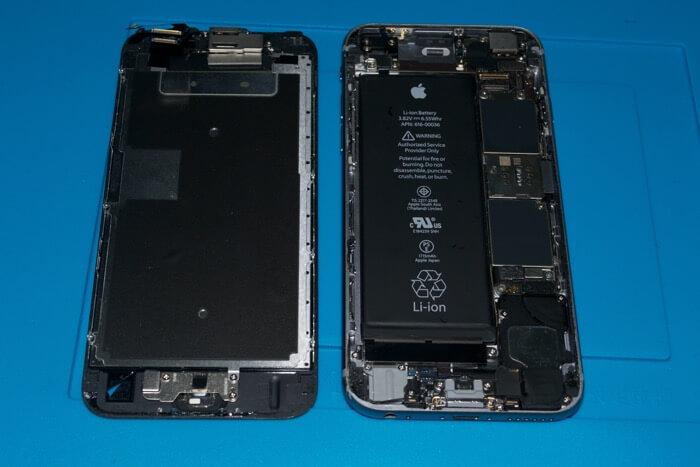 iPhone 6s ремонт