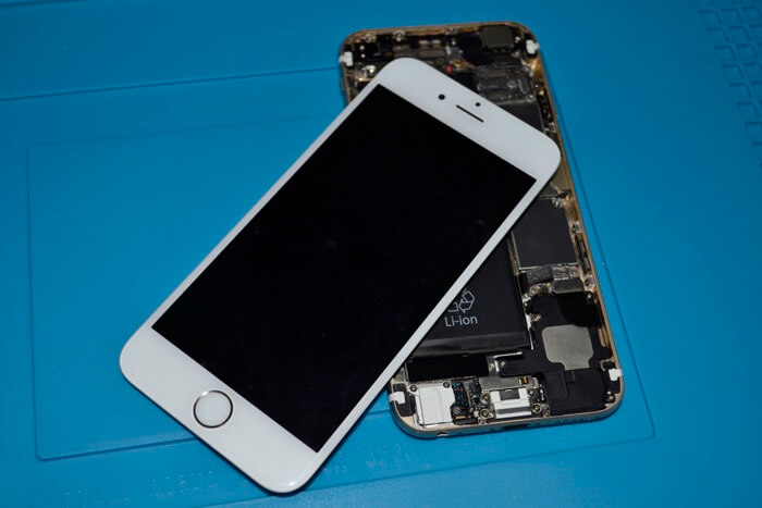 проблемы с зарядкой iPhone 6