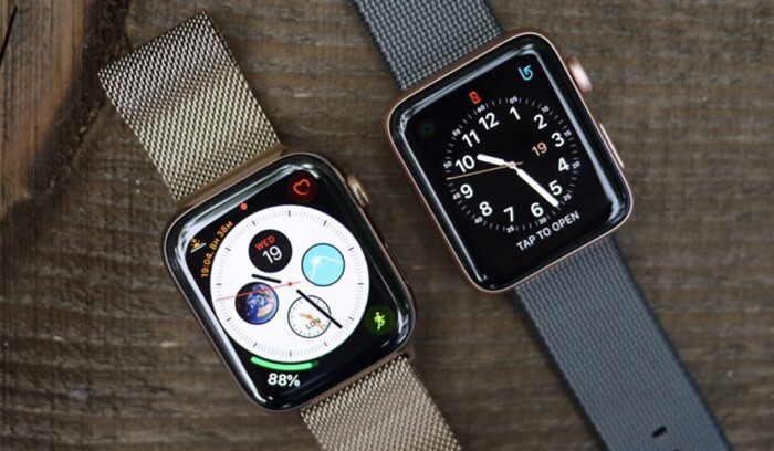 apple watch series 5 замена стекла