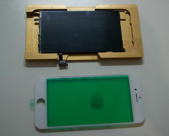 iPhone 8 замена стекла