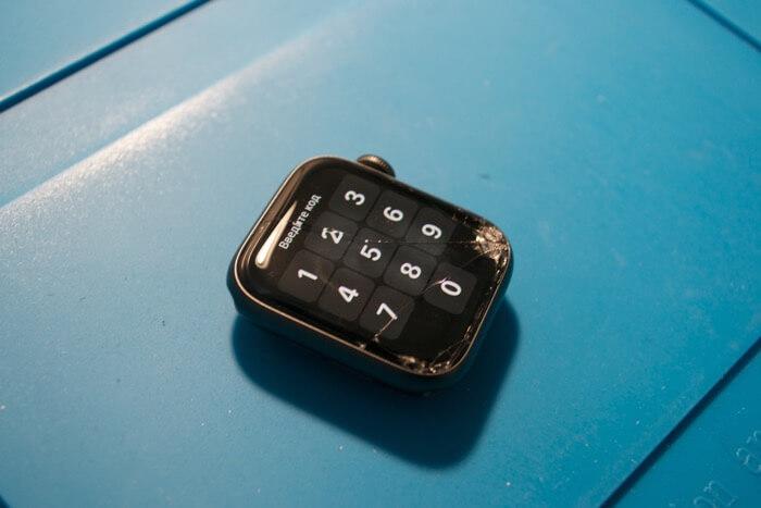 Apple Watch Series 5 ремонт экрана